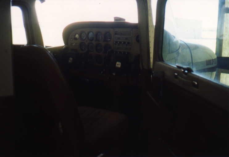 1977 Cessna 172 XP-II